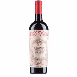 Vanita Nero d_Avola Sicilia IGT (bio) 750 ml